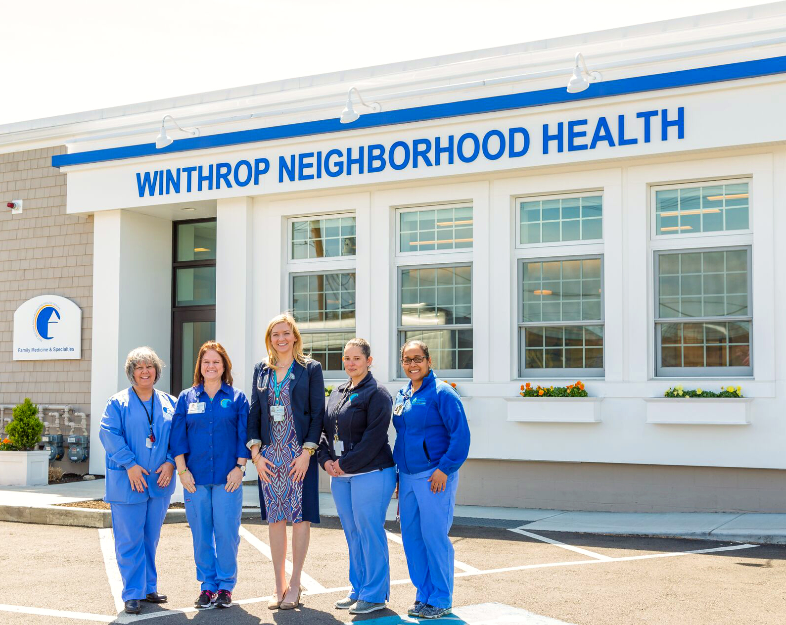 Winthrop Neighborhood Health Ebnhc